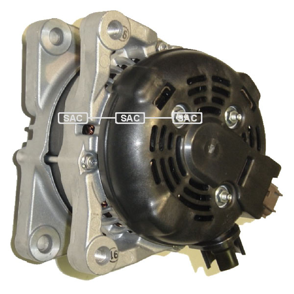 ford c max 120 amp alternator 1 6 2 0 tdci a2814. Black Bedroom Furniture Sets. Home Design Ideas